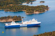 Leider klappt Camping an Bord nicht auf den Nordrouten. Auf diesem offenen Schiff der Finnlines wäre es doppelt schön. (Foto: Finnlines)
