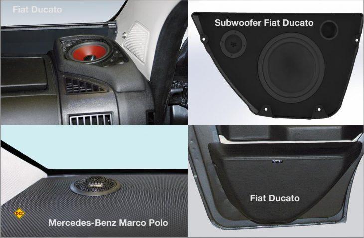 ehnert Sound Design bringt Klang und Power in den Mercedes-Benz Marco Polo ab Werk und für den Fiat Ducato als Nachrüstung. (Foto: Jehnert)