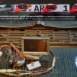 Zubehör ausprobiert – Rückfahrsystem Lescars PA-470 von Pearl