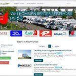 """Reisemobil Union unterstützt """"Initiative C-Kennzeichen"""""""