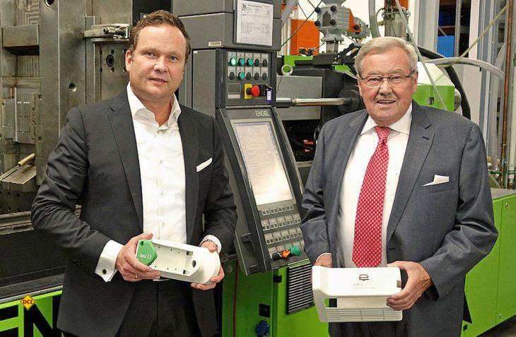 Mit dem erfahrenen Blick für neue Ideen: De Reich-Geschäftsführer Steffen Bender (l.) und Helmuth Bender (r.). (Foto: Reich)