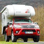 Praxis-Test Reisemobil – Tischer Trail 260 S auf Toyota Hilux