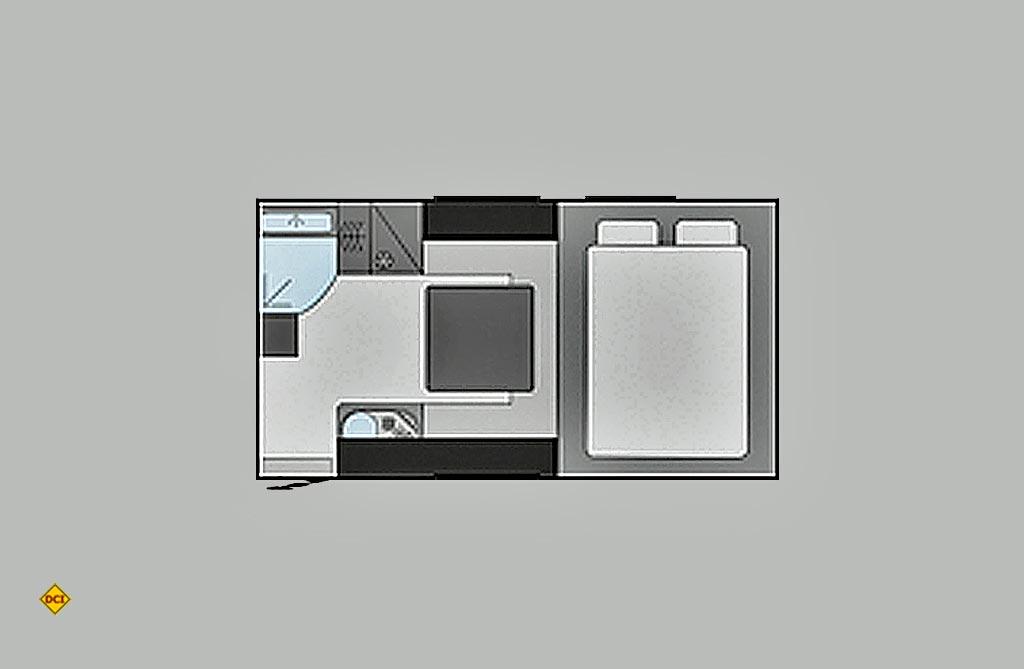 Outdoorküche Klappbar Preisvergleich : Praxis test reisemobil u2013 tischer trail 260 s auf toyota hilux