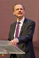 Volker Mornhinweg ist Leiter Mercedes-Benz Vans. (Foto: Daimler)