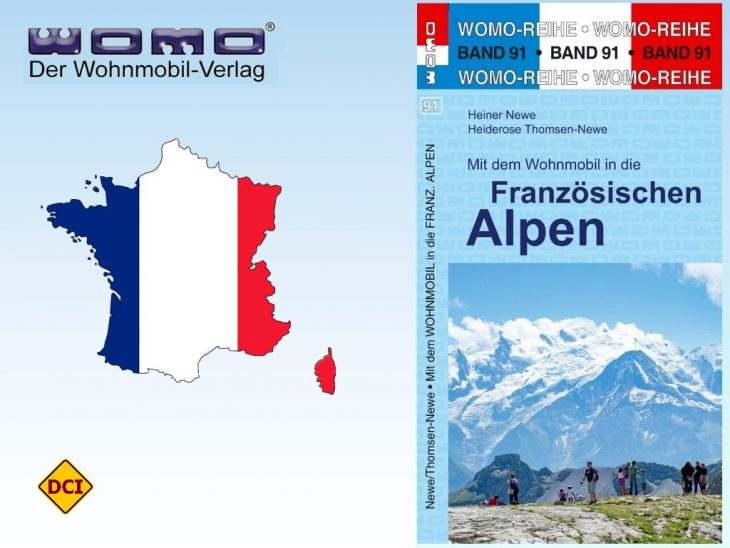 Der Womo-Verlag steht seit über 30 Jahren für Reiseführer, die durch viele Details und tolle Insider-Tipps überzeugen. (Foto: Verlag)