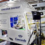 Höchste Sicherheit für Sitz und Gurt – Concorde investiert in aufwändige Sicherheitstests