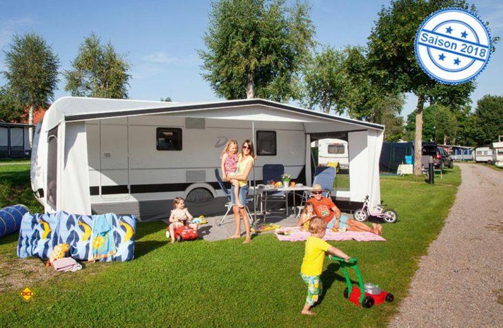Die Dethleffs Family Stiftung stellt bedürftigen Familien kostenfrei voll ausgestattete Caravans zum Familienurlaub zur Verfügung. (Foto: Dethleffs)