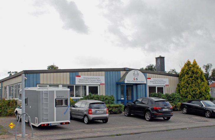 Seit fünfzehn Jahren fertigt G-S in Pfaffen-Schwabenheim hochertige Polster und Innenausstattungen. (Foto: det)
