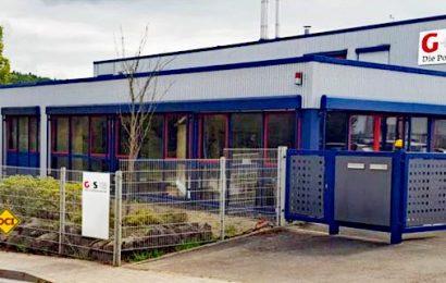 Das neue G+S-Service-Center für Privatkunden und Händler in Enckenbach-Alsenborn. (Foto: G+S)