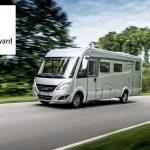 Red Dot Design Award für das neue Hymermobil B-Klasse SL