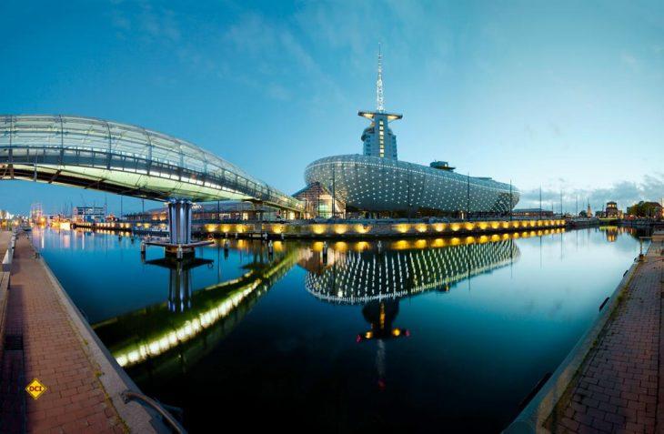 Eine tolle Reise durch die Klimazonen und Kontinente bietet das Klimahaus in Bremerhaven. (Foto: Klimahaus)