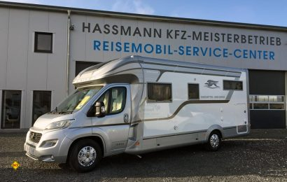 Der Meisterbetrieb Hassmann in Fuldatal ist neuer Laika-Händler geworden. (Foto: Laika)
