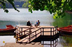 Entspannen im Naturpark: Montenegro kann mit viel Ruhe und unberührter Natur glänzen. (Foto: det)