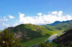 Montenegro kann viel unberührte Natur in seinen Naturparks anbieten. (Foto: det)