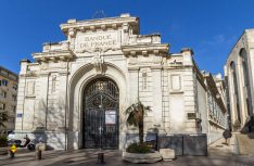 Die Banque de France wurde von Napoleon gegründet und hat ihren Sitz in Paris, wo die Route Nationale 7 beginnt. (Foto: Cotes du Rhone)