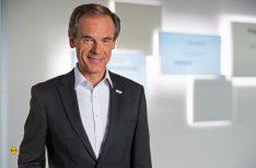Dr. rer. nat. Volkmar Denner, Vorsitzender der Geschäftsführung der Robert Bosch GmbH hat den neuen Super-Diesel angekündigt. (Foto: Bosch)