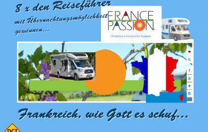 Eine tolle Sache: Bei ausgewählten Gastgebern in exquisiten Destinationen übernachten. France Passion macht' s möglich. (Foto: screenshot /France Passion)
