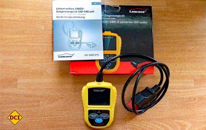 Das Pearl-Diagnosegerät OD-440.uni ist für Autos aller Marken mit Benzin-Motoren ab Baujahr 2001 und Diesel-Motoren ab Baujahr 2004 geeignet, die mit OBD2-Schnittstelle ausgestattet sind. (Foto: det)