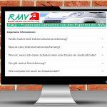 Umfangreiche Versicherungs-FAQ von den Experten der RMV