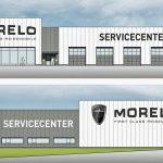 Morelo baut neues Servicecenter in Schlüsselfeld