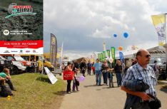 Jubiläum: Zum 20. Mal findet die weltgrößte Off-Road Messe Abenteuer&Allrad in Bad Kissingen statt. (Foto: det)