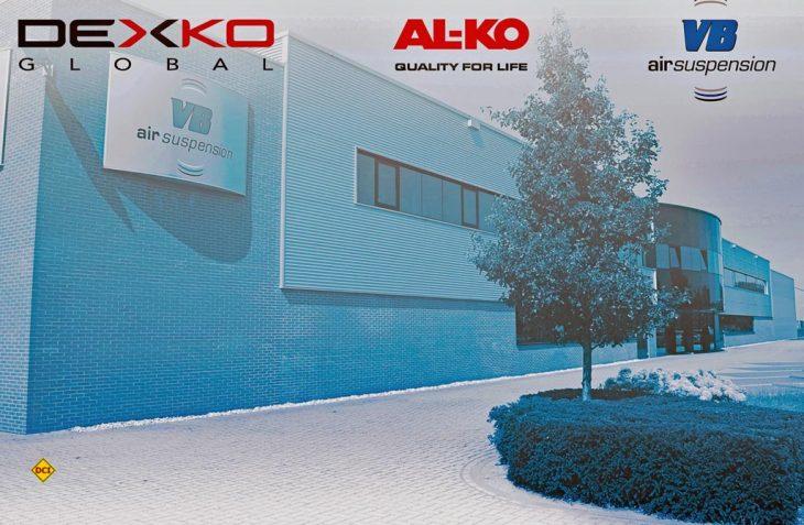 DexKo Global und Al-Ko steigen bei niederländischen Fahrwerksspezialisten VB Airsuspension ein. (Foto: VB)