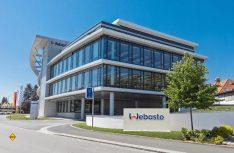 Das neue Verwaltungs- und Entwicklungszentrum von Webasto in Stockdorf bei München. (Foto: Webasto Group)