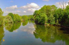 Die Normandie bietet zauberhafte Routen entlang der Seine. (Foto: det)