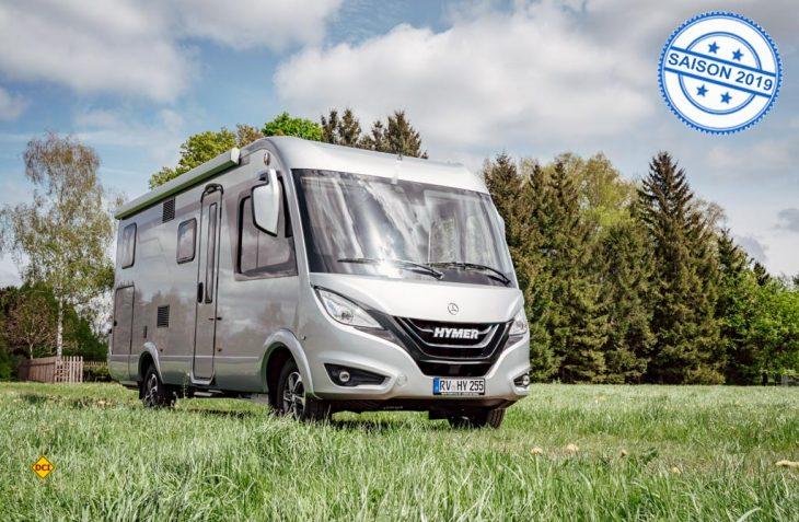 Weltpremiere: Mit der neuen Baureihe B-Klasse ModernComfort vertieft Hymer seine Zusammenarbeit mit Mercedes-Benz. (Foto: Werk)