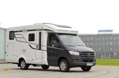 Auch der Hymer ML-T profitiert von der neuen Mercedes-Basis. (Foto: det)