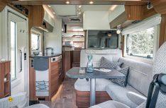 Der Inneraum und das Möbeldesign der B-Klasse ModernComfort wurde komplett neu gestaltet. (Foto: Werk