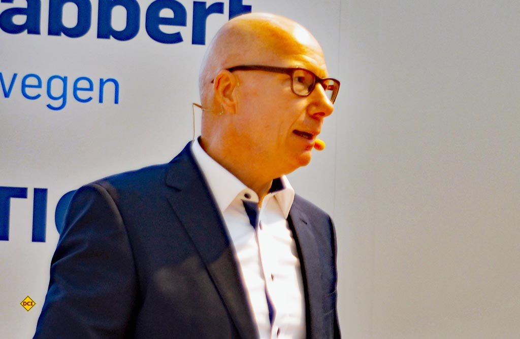 Wolfgang Speck, CEO von Knaus Tabbert. (Foto: det)