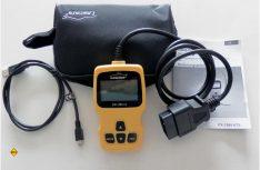 Mit dem OBD2-Gerät OD-290.rw bietet Pearl jetzt eine Diagnosegerät mit spezieller Software für Fahrzeuge von VW, Audi, Skoda und Seat an. (Foto: det)