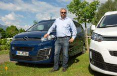 Bernd Grosse-Holtforth ist bei Citroën für die Betreuung der Reisemobil-Hersteller zuständig. (Foto: Werk)