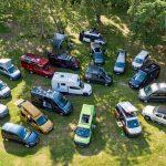 VW zeigt Reisemobilkompetenz – Vielfalt bei Aus- und Aufbauern von Reisemobilen