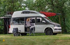 Spacecamper baut multifunktionale Campingbusse auf dem VW T6. (Foto: VWN)