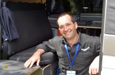 Bernd Wawra von Spacecamper. (Foto: det)