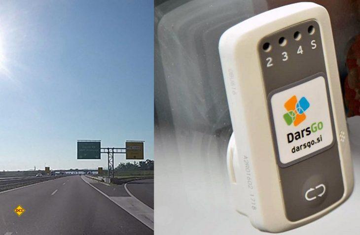Wohnmobile über 3,5 Tonnen zGM müssen seit Anfang April auf slowenischen Autobahnen und Schnellstraßen eine streckenabhängige Maut mit dem DarsGo-Transponder zahlen. (Foto: Dars)