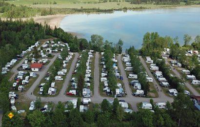 Treffen-Treffen 2018: Am Bannwaldsee (Bayern) kamen vom 10.-13. Mai rund 270 Tischer-Fans zum jährlichen Stelldichein zusammen. (Foto: Tischer)