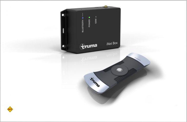 Das LevelControl-Set von Truma ist jetzt dauerhaft zum Sonderpreis im Angebot. (Foto: Truma)
