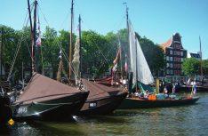 "Das Dampfkraft-Festival ""Dordt in Stoom"" in Dordrecht. (Foto: NBTC)"