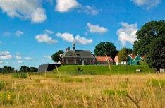 Das Mueseum Schokland in der Region Flevoland ist neu eröffnet worden. (Foto: NBTC)