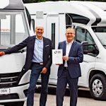 German Innovation Award 2018 für das Dethleffs e.home