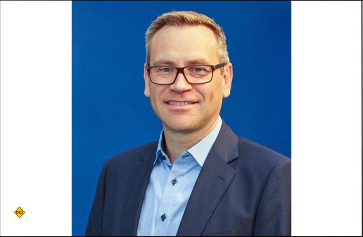 Thomas Juraschek (44) hat zum 1. Juni 2018 die Leitung des Nutzfahrzeuggeschäfts der Kölner Ford-Werke GmbH übernommen. (Foto: Ford)