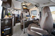 Wohnraum mit Stil und hochwertiger Ausstattung im Hobby Vantana Limited Edition. (Foto: Hobby)