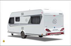 15 komplett neu entwickelte grundrisse kann Knaus für seine neuen Caravan-Serie Südwind 2019 anbieten. (Foto: Werk)