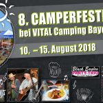 Achtes Camperfestival Vital Camping Bayerbach in Bad Birnbach