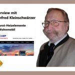 Interview mit Manfred Kleinschwärzer, Firma Infracamp – Infrarotheizgeräte in Freizeitfahrzeugen – Eine gute Lösung?