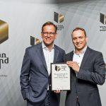 Erwin Hymer Group erhält German Brand Award für Markenführung