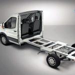 Caravan Salon 2018 – Neues Tiefrahmenfahrgestell für Ford Transit